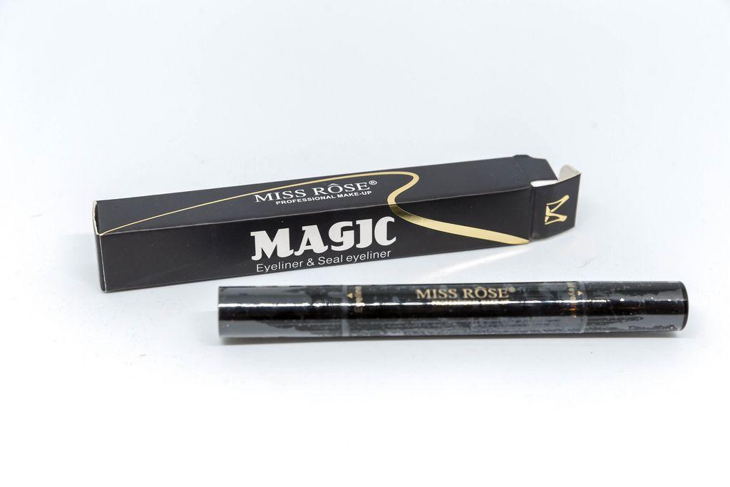 Wasserfester und wischfester Eyeliner Stempel & Eyeliner Stift