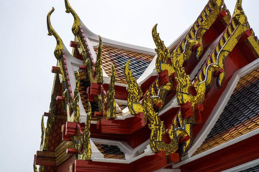 Wat Pho Complex in Bangkok