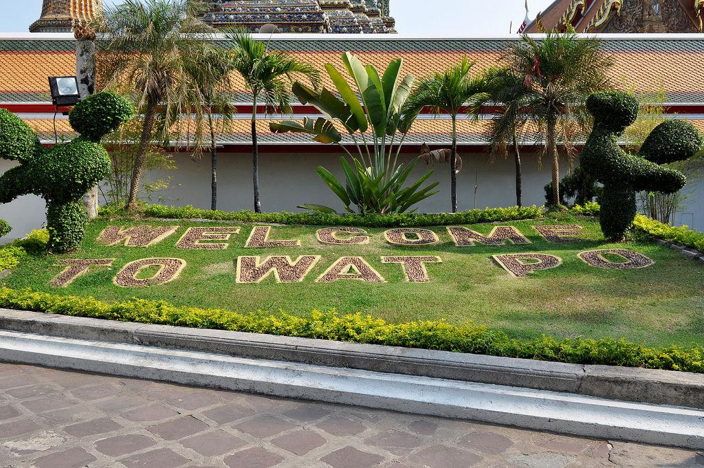 Wat Po Thailand