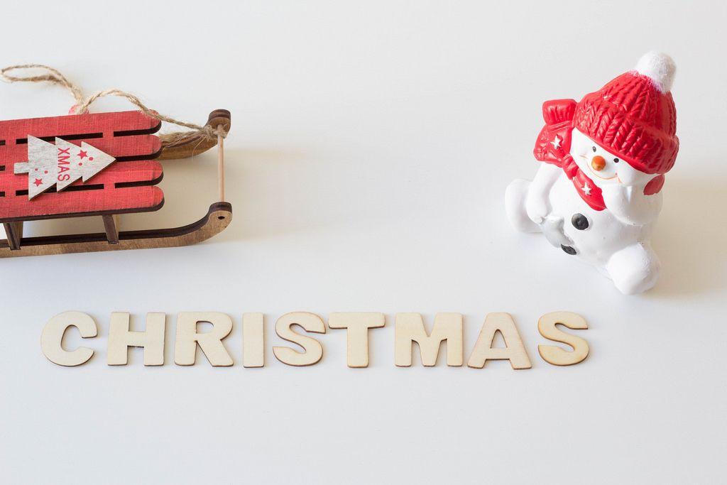 Weihnachtszeit steht bevor