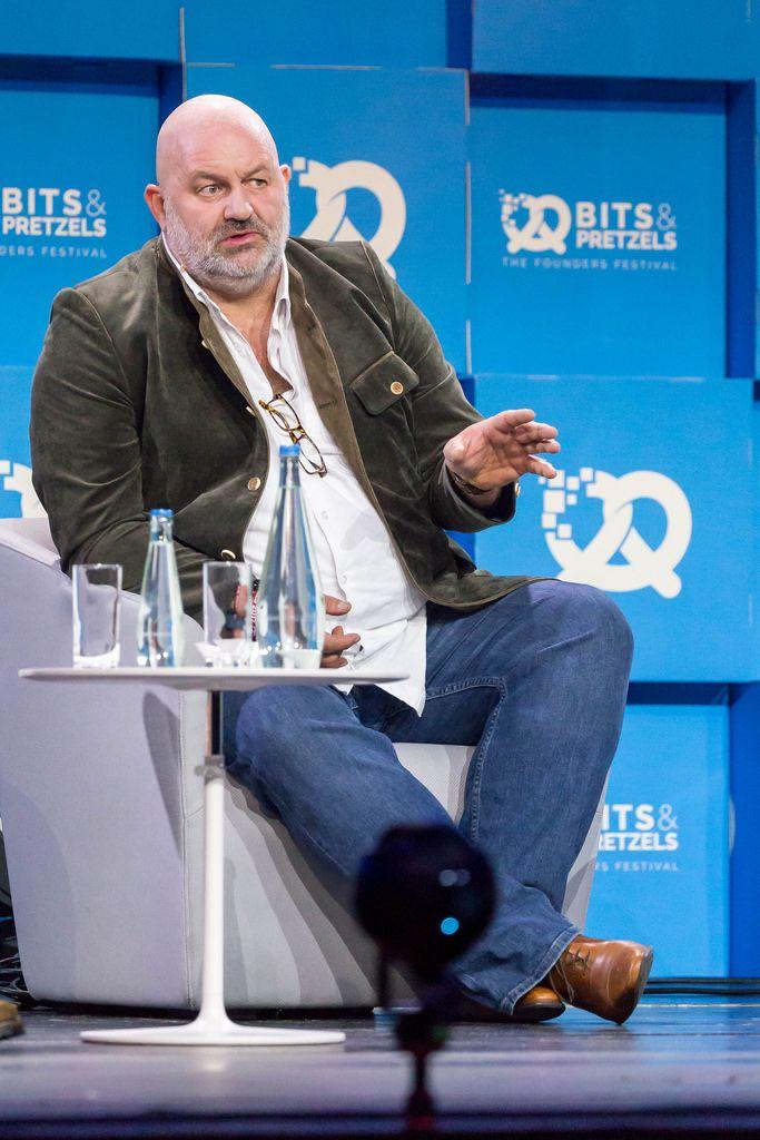Werner Vogels (Amazon CTO)