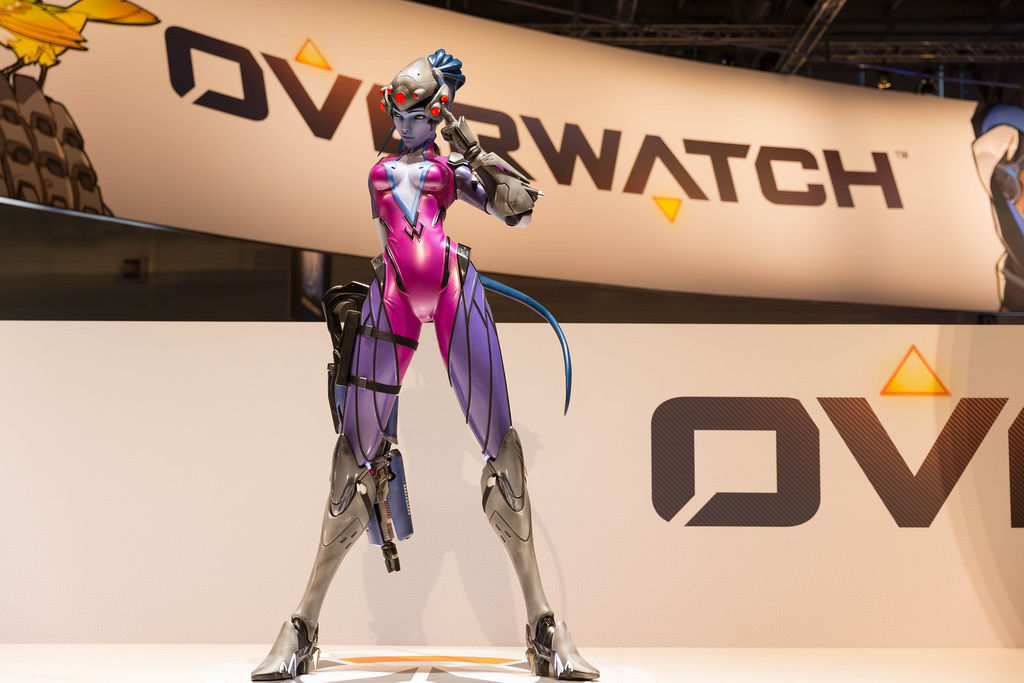 Widowmaker von Overwatch