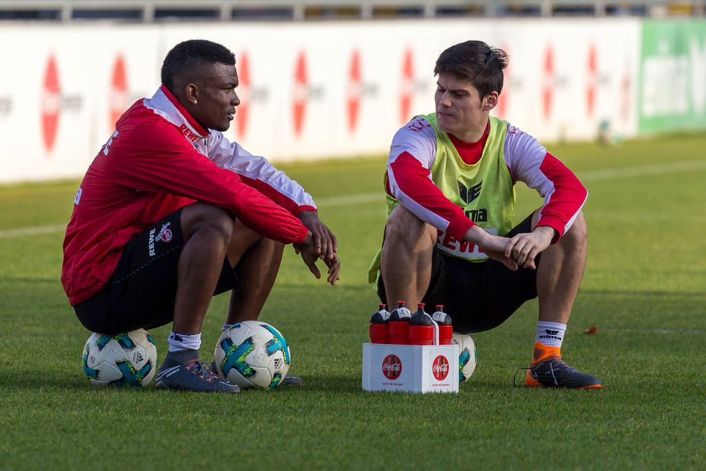 Wie motiviert sind Jhon Córdoba und Jorge Meré?