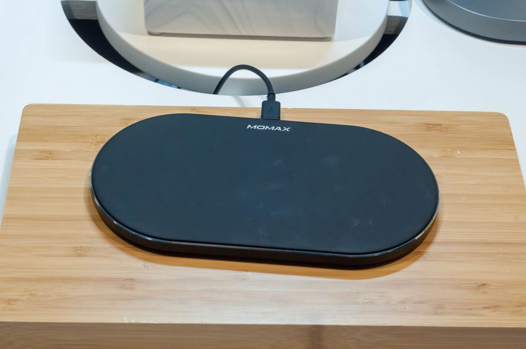 Wireless Charging Pad by Momax