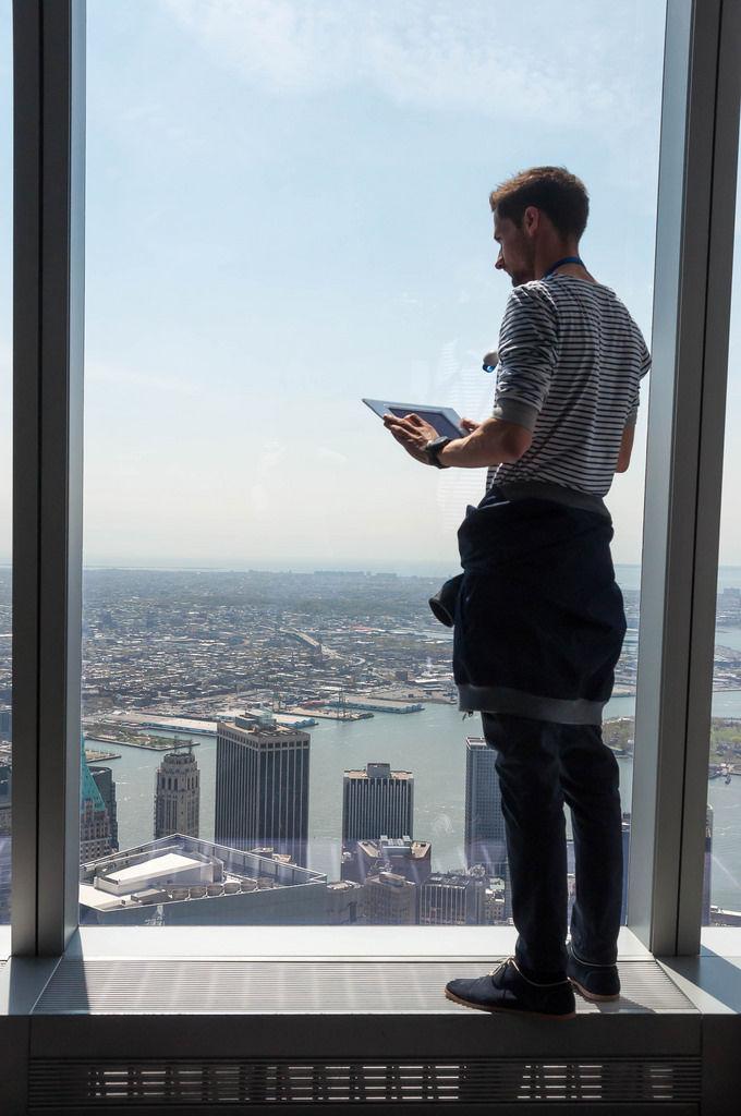 World Trade Center Oversatory
