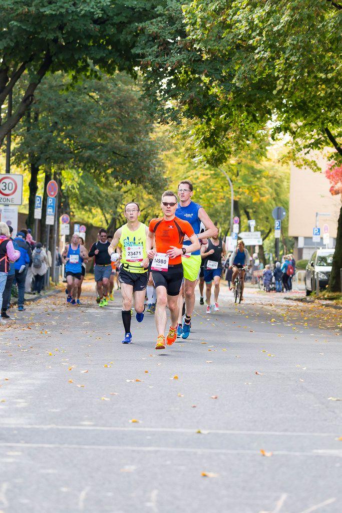 Xu Mingwei, Wagner Stefan - Köln Marathon 2017