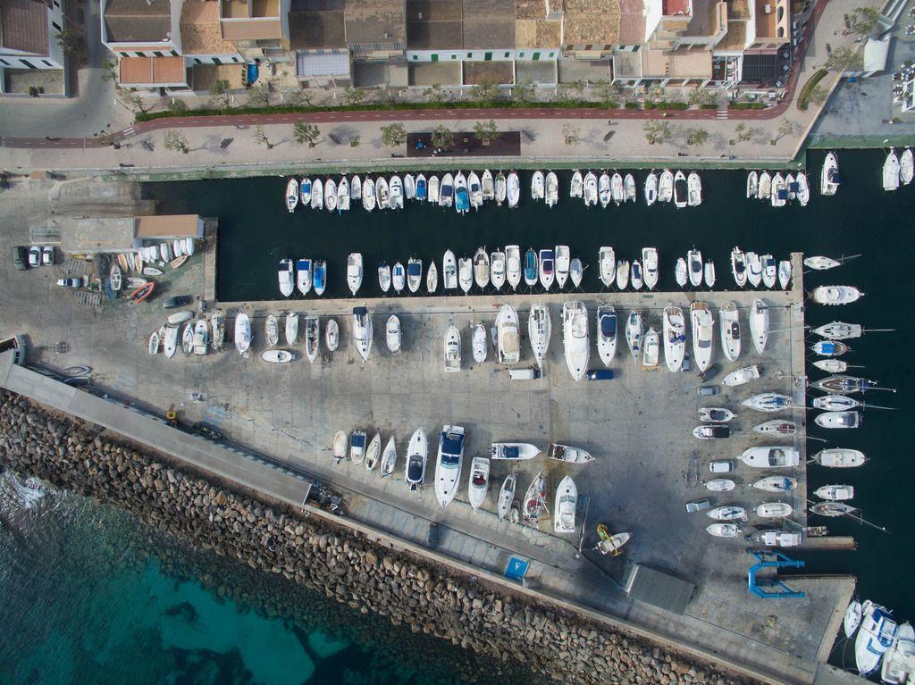 Yacht- und Segelhafen Club Nàutic in Ca'n Picafort