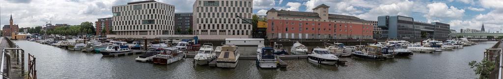 Yachthafen Köln