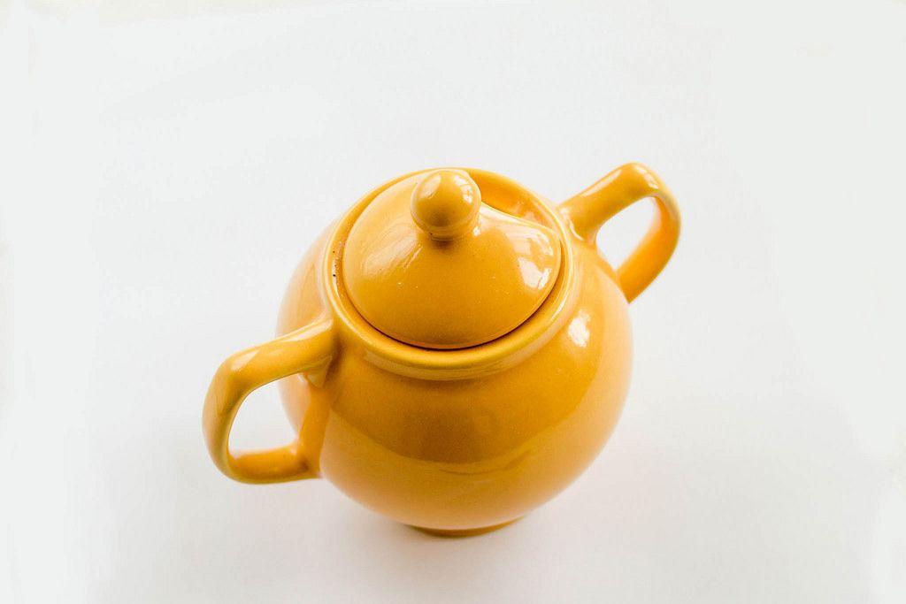 Yellow sugarpot