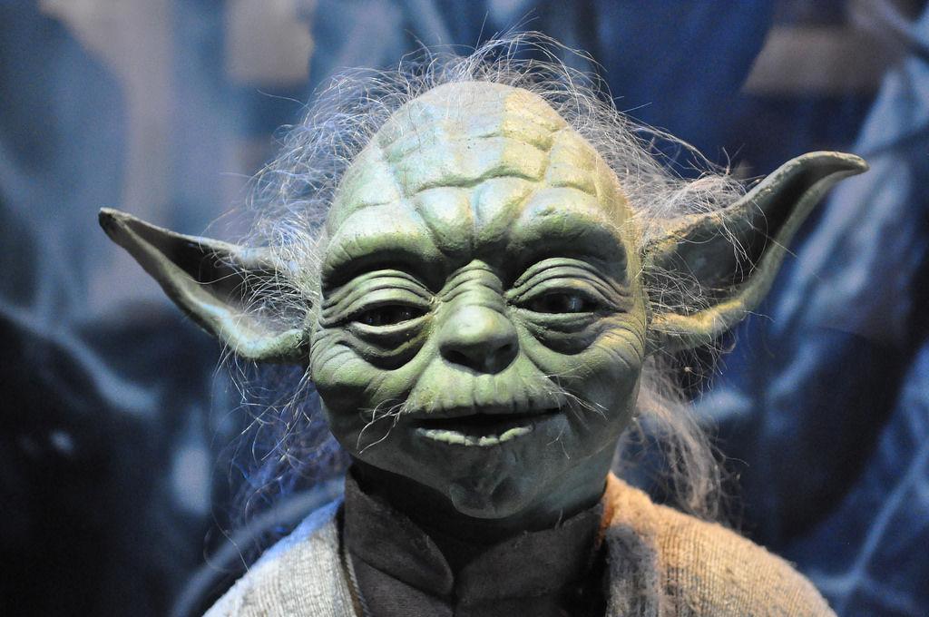 Yoda - Jedi Ritter