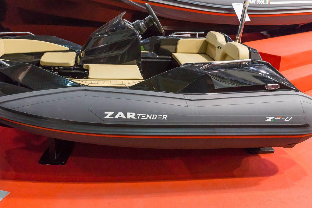 ZAR Tender Boot