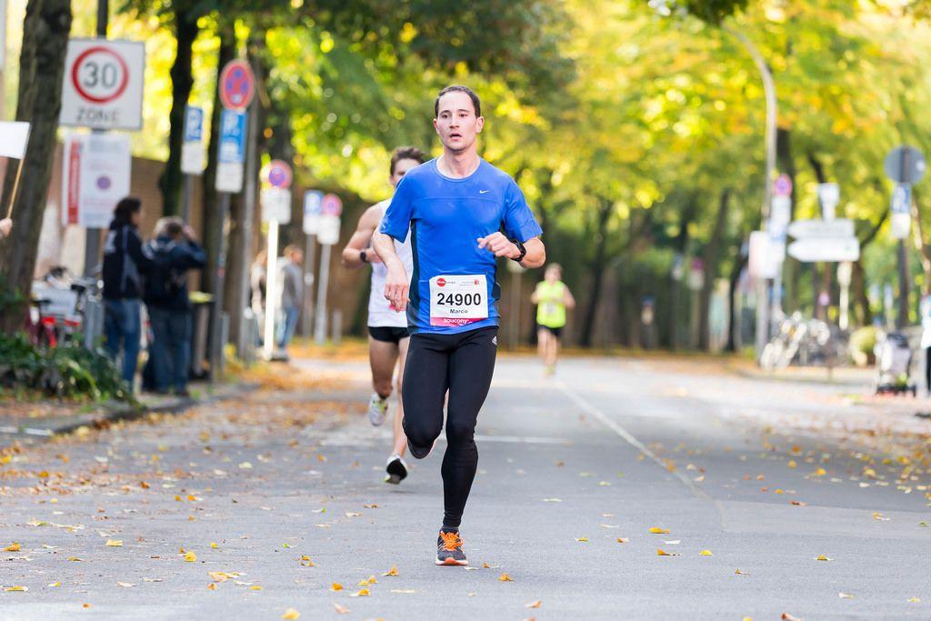 Zollinger Marco - Köln Marathon 2017
