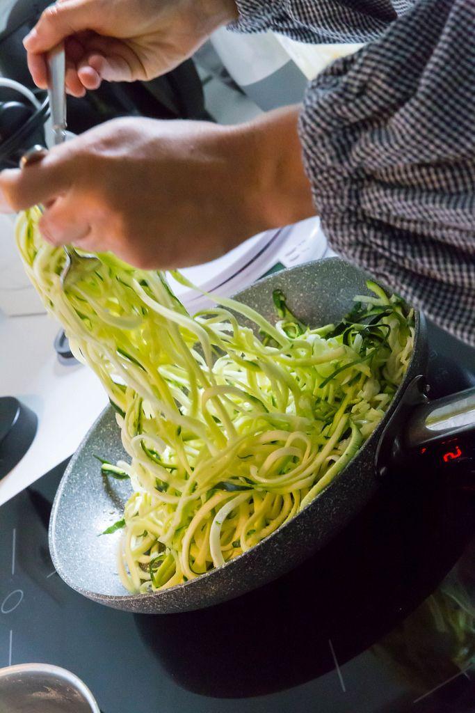 Zoodles: Pasta aus Zucchini
