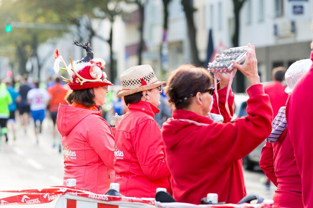 Zuschauer - Köln Marathon 2017