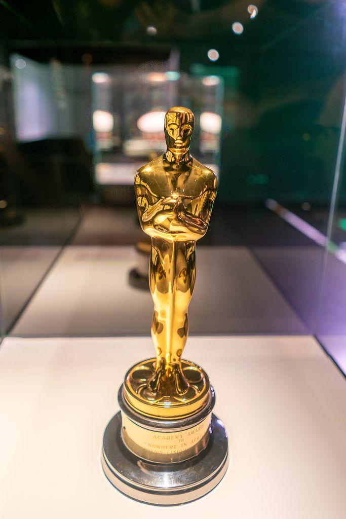 2001 German Oscar up close