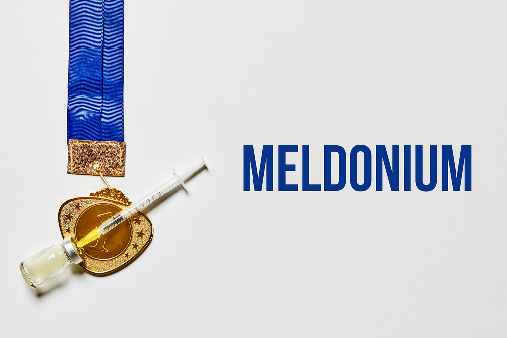 A gold medal and dose of meldonium doping
