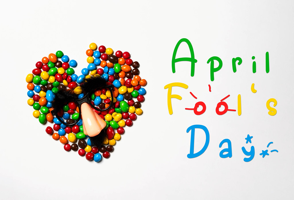 April Fool's Day 2021