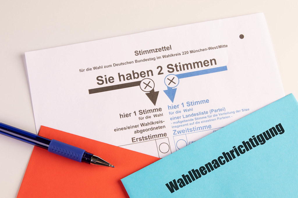 Bundestagswahl 2021 - Briefwahl
