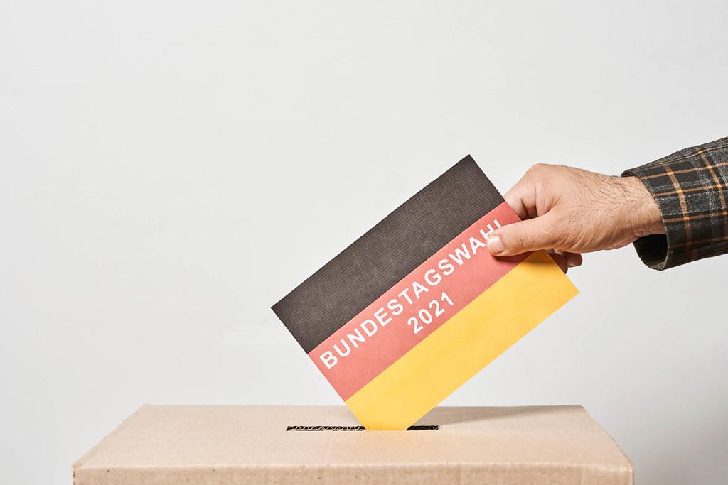 Bundestagswahl 2021 - Wahl zum 20