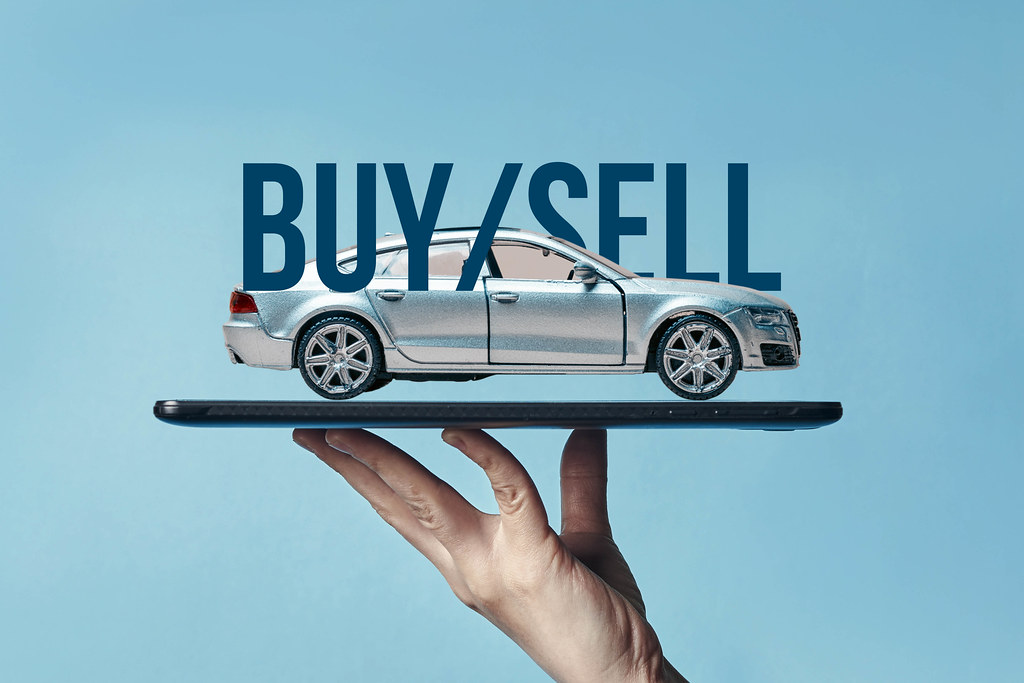 Buy and sell automobiles online