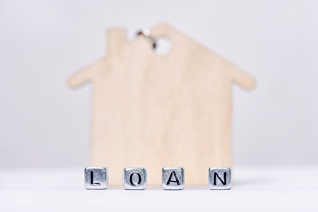 Buying house. Loan for purchasing real estate