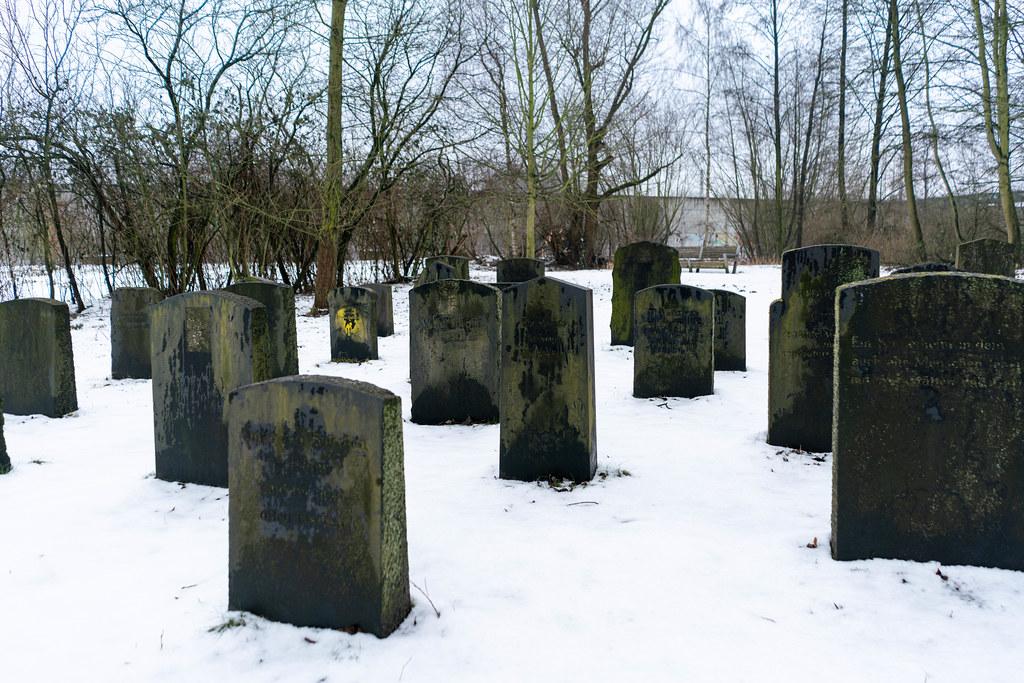 Cemetery of good ideas in Hamburg, Germany / Friedhof der guten Ideen, Hamburg, Germany