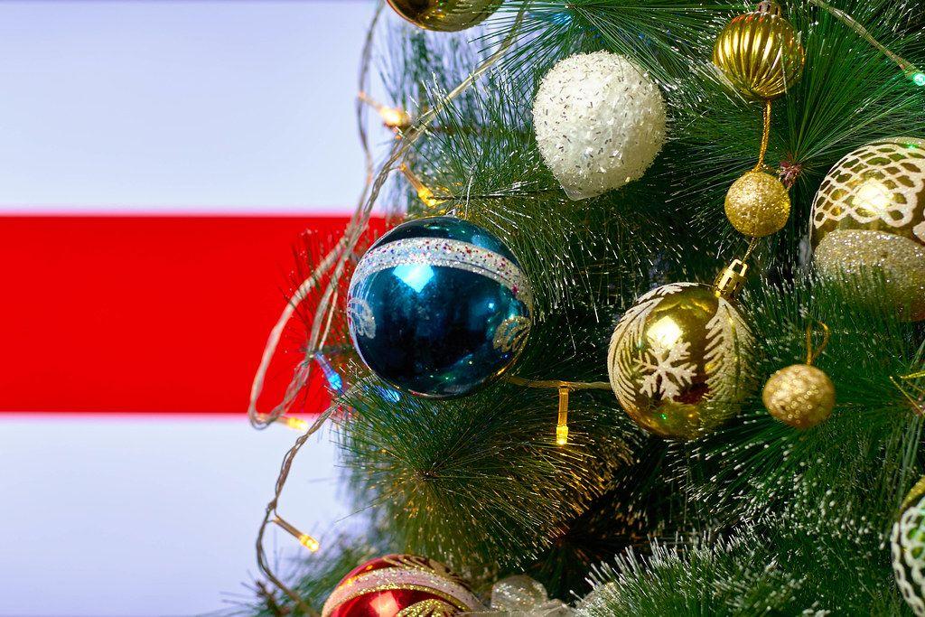 Christmas holidays in Belarus