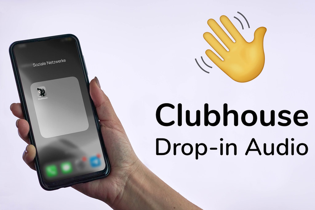 Clubhouse - the invite-only social media App with voice chatting