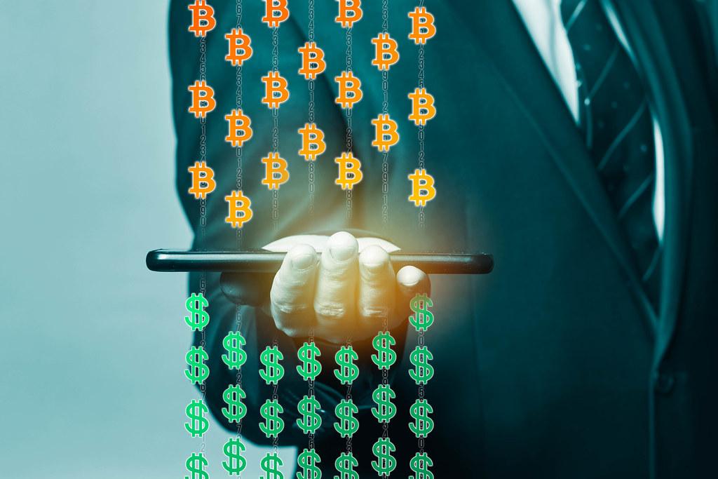 Converting bitcoins to us dollars