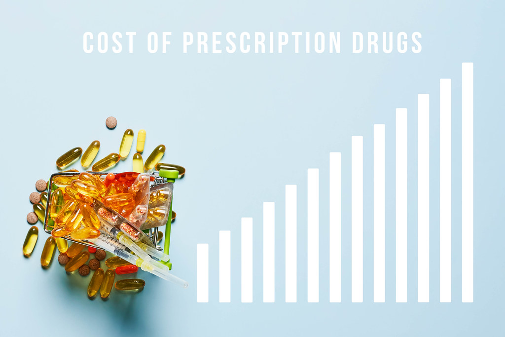 Cost of prescription drugs is rising