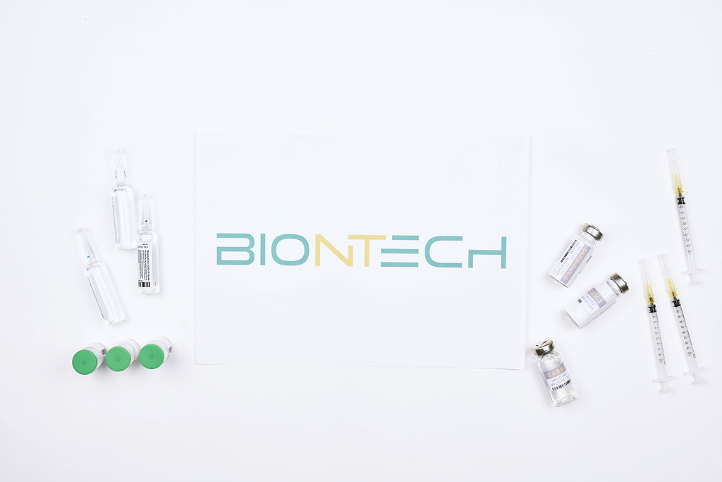 Covid-19 vaccine developed by German company BioNTech