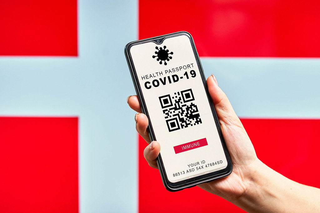 Denmark launches digital COVID-19 vaccine passport