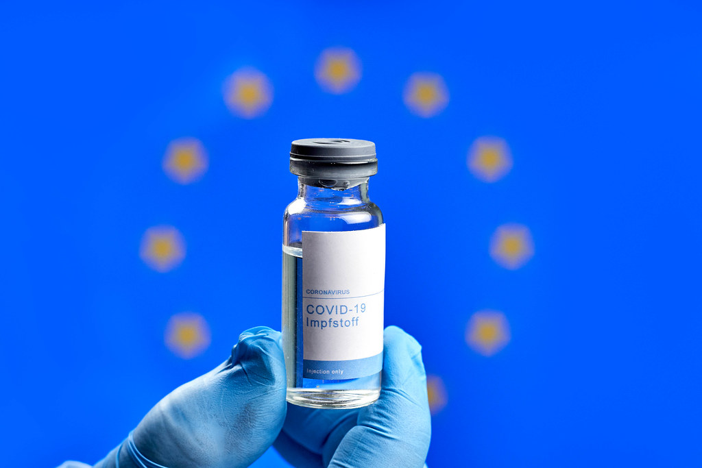 Development and creation of coronavirus vaccine in Europe