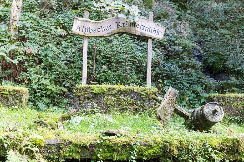 Die Alpbacher Kräutermühle: ein Highlight von der Wanderung am Mühlbachweg in Alpbach