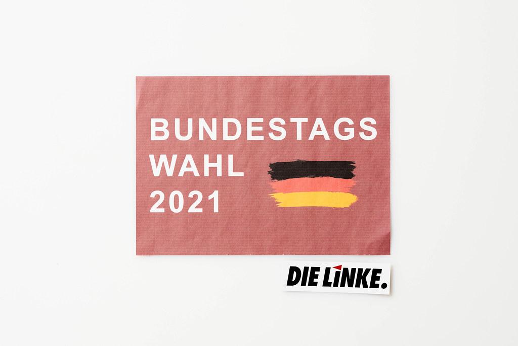Die Linke Partie - Bundestagswahl 2021