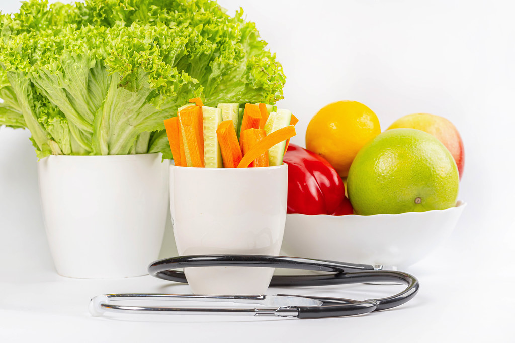 Diet nutrition, health and weight care