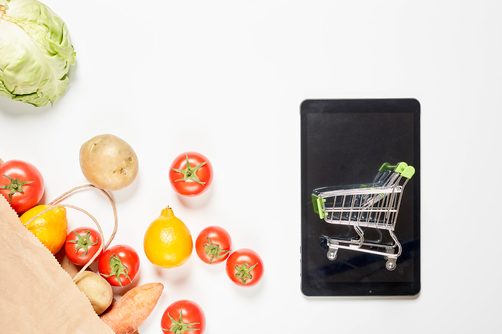 E-commerce for groceries
