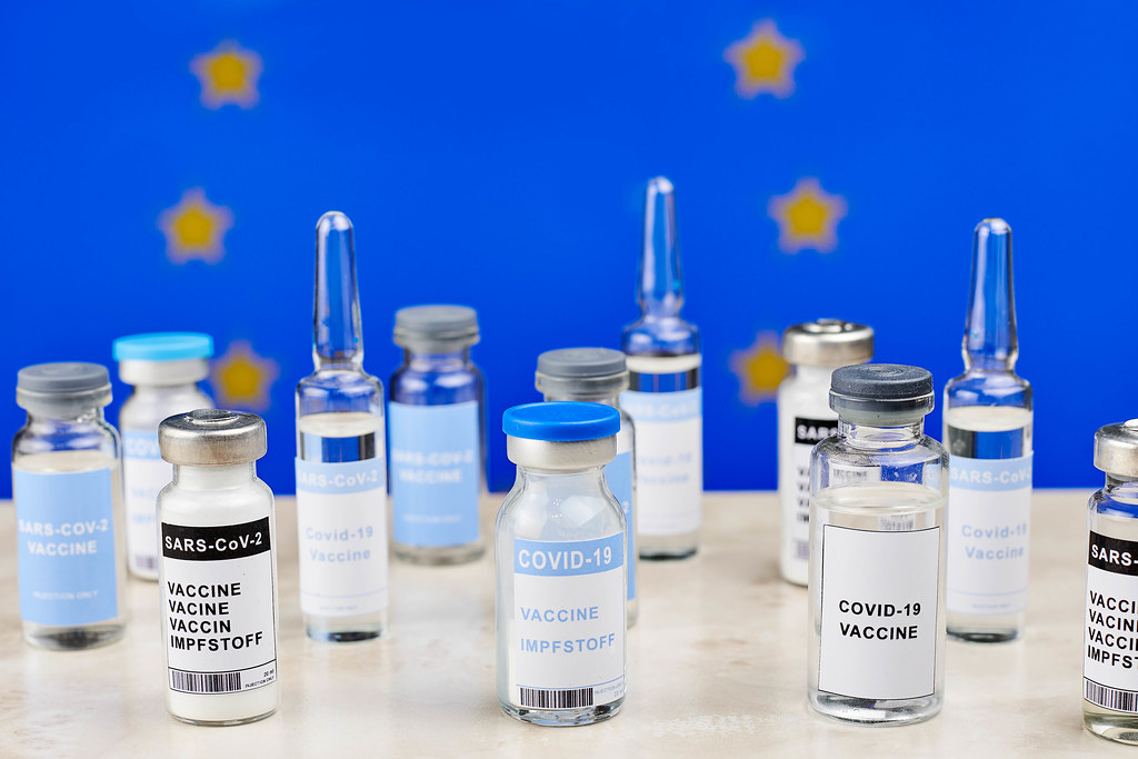 European union testing vaccines from various manufacturers