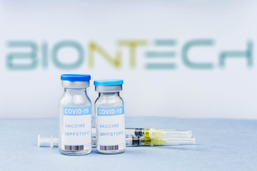 German biotechnology company Biontech introduces new effective vaccine against Covid-19