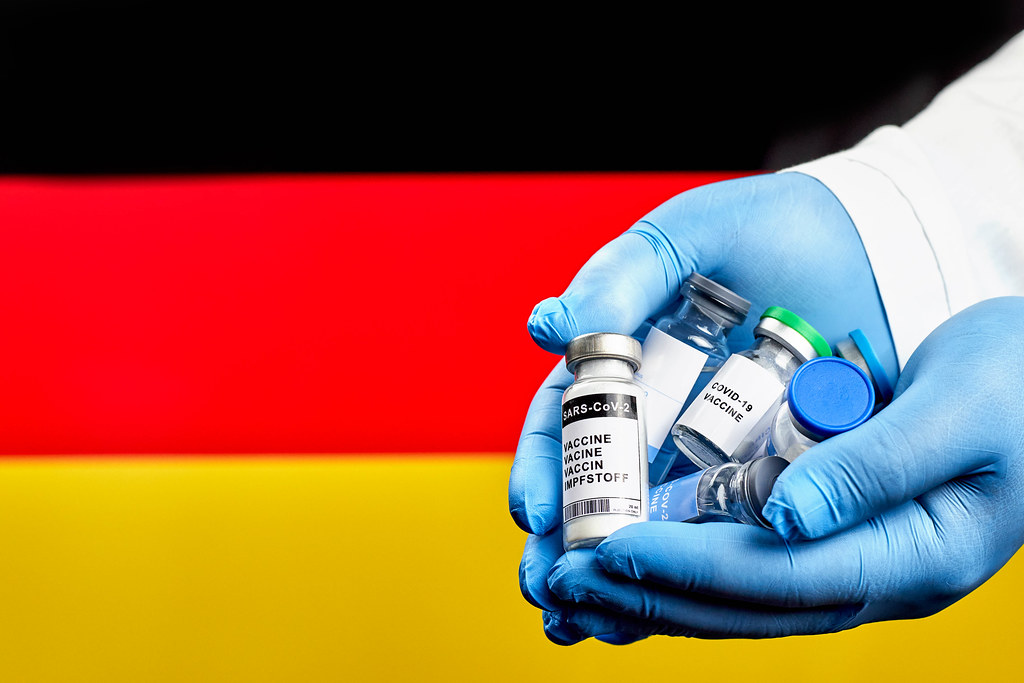 Germany gears up for vaccine rollout