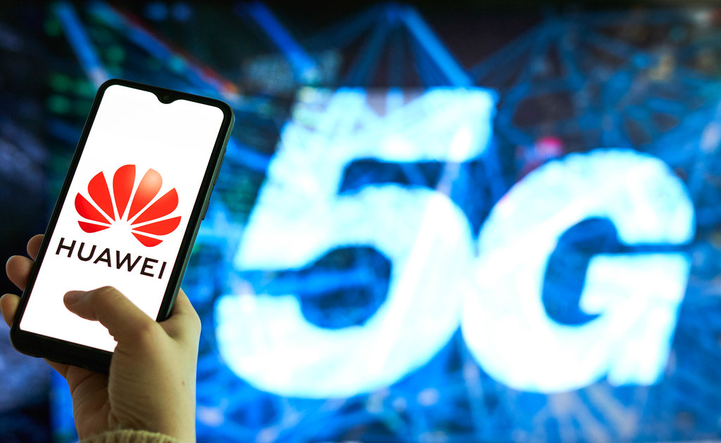 Huawei - leading the new wave of telecom tech with 5G network