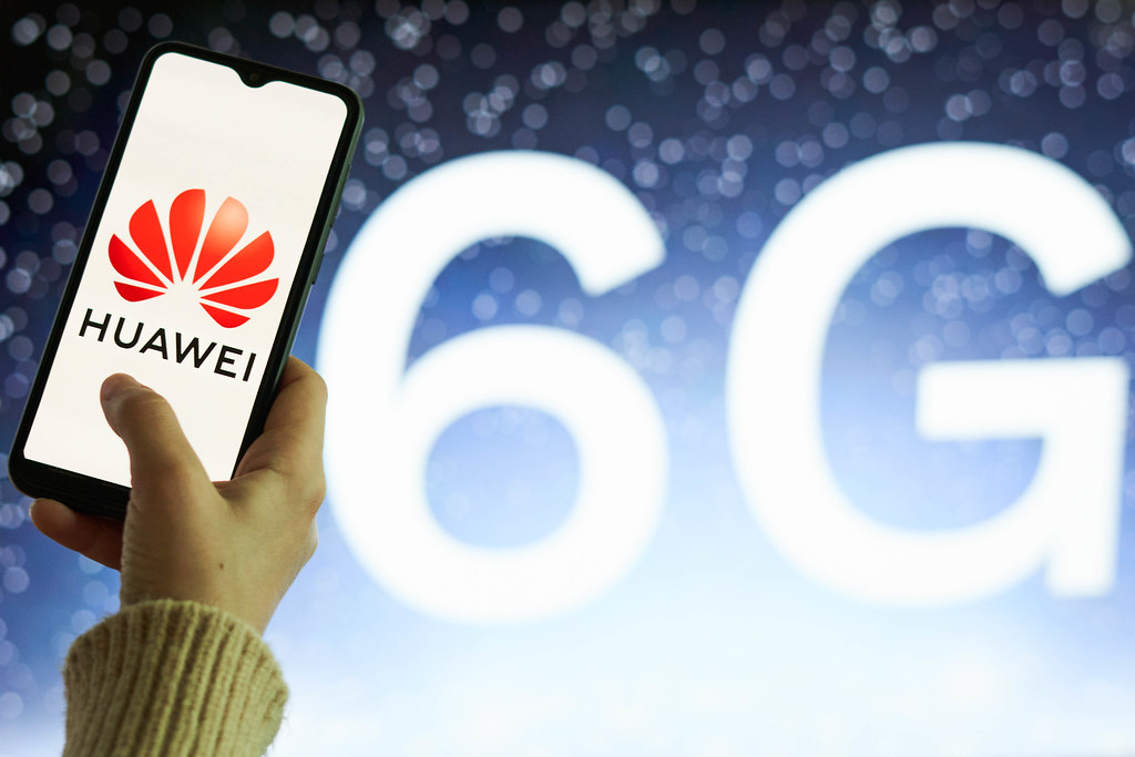 Huawei rolling out 6G network