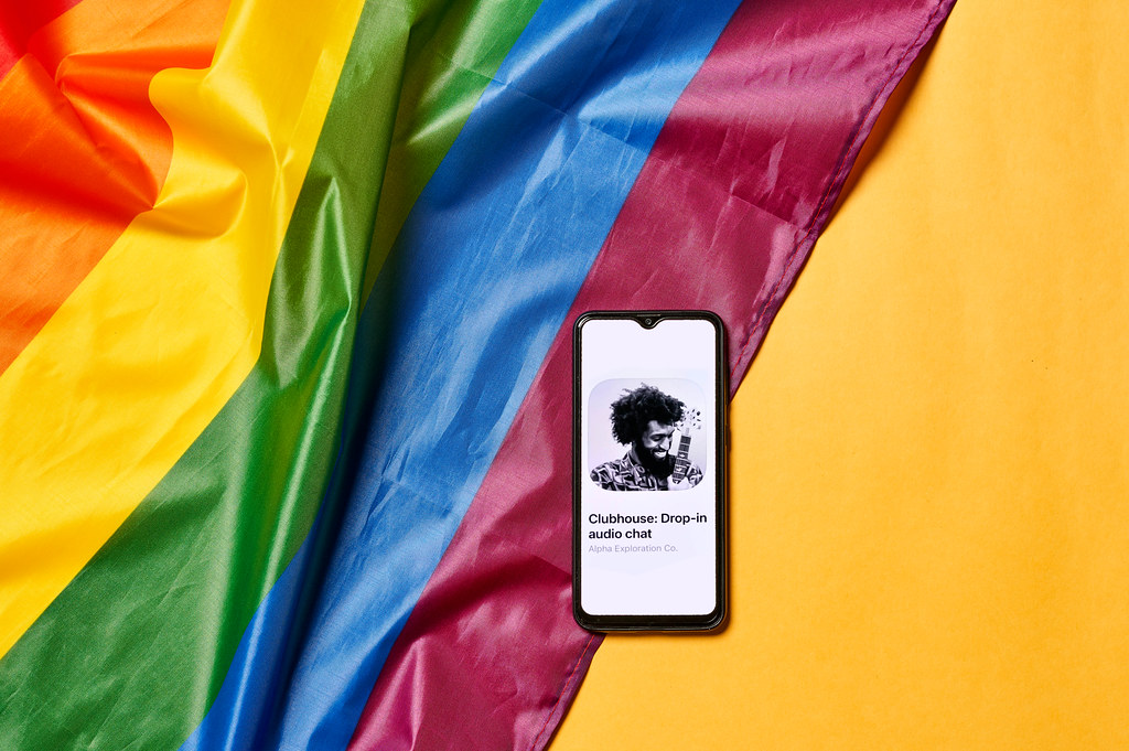 Invite-only social app Clubhouse thrives in LGBTQ+ community