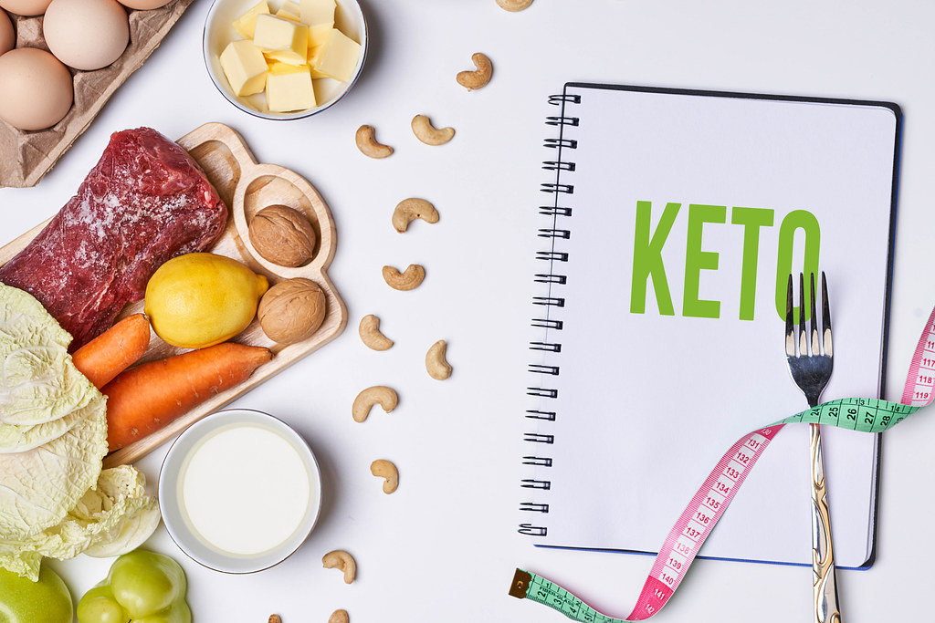 Keto diet menu for weight loss