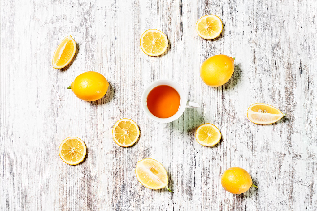 Lemon Tea - tangy drink in your weight loss diet