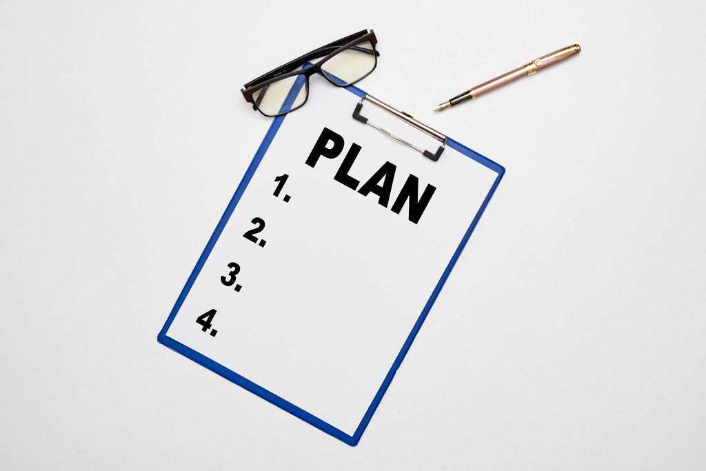 Making a plan - Starting a new business