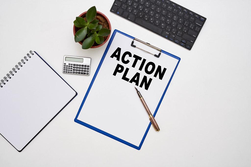 Making action plan