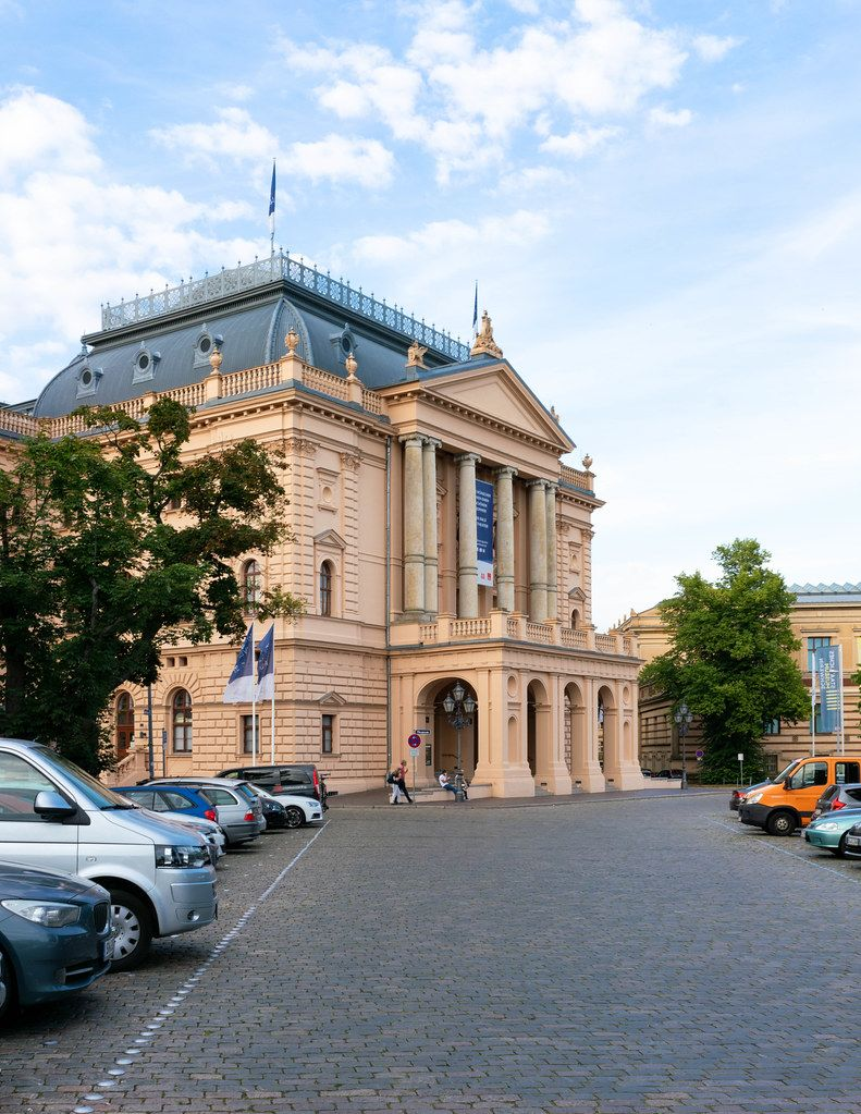 Mecklenburg State Theatre in Schwerin