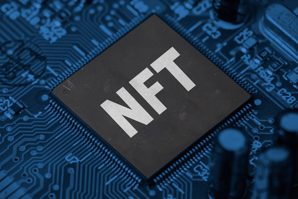 NFT or non fungible tokens
