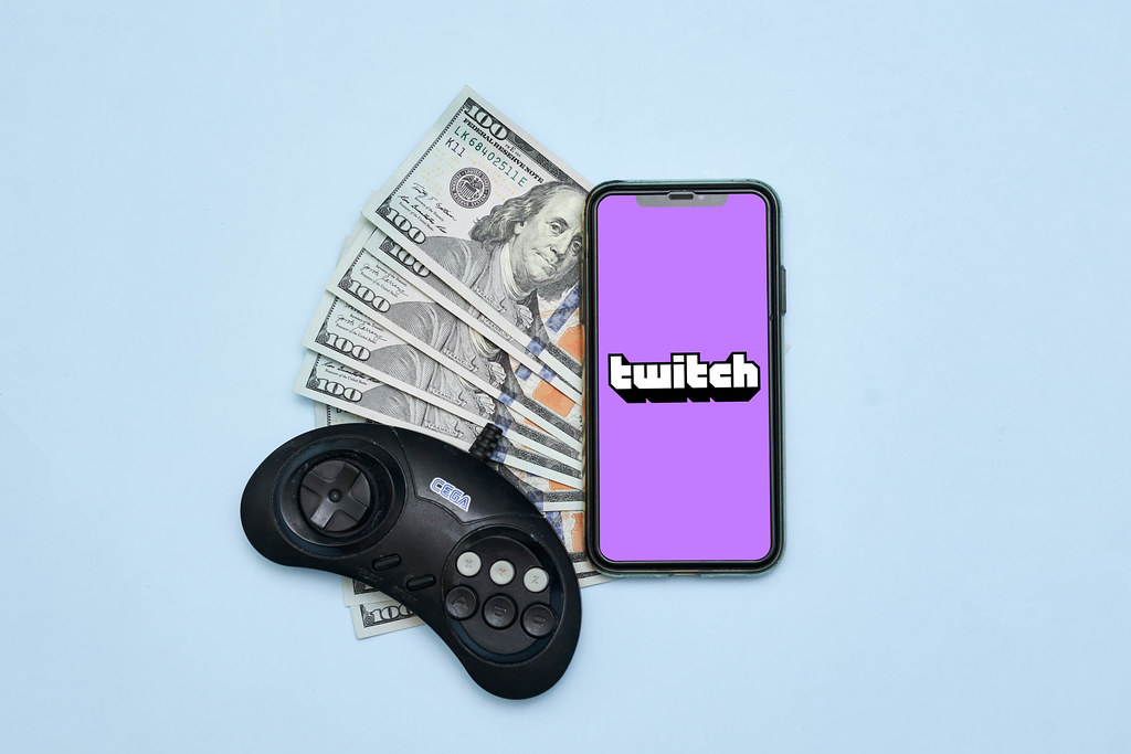 Paying Twitch subscription price